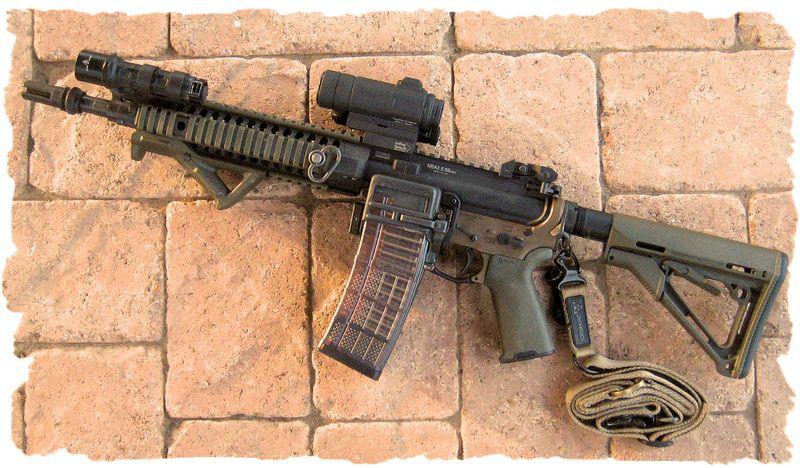 LWRC M6A3 Jan13a